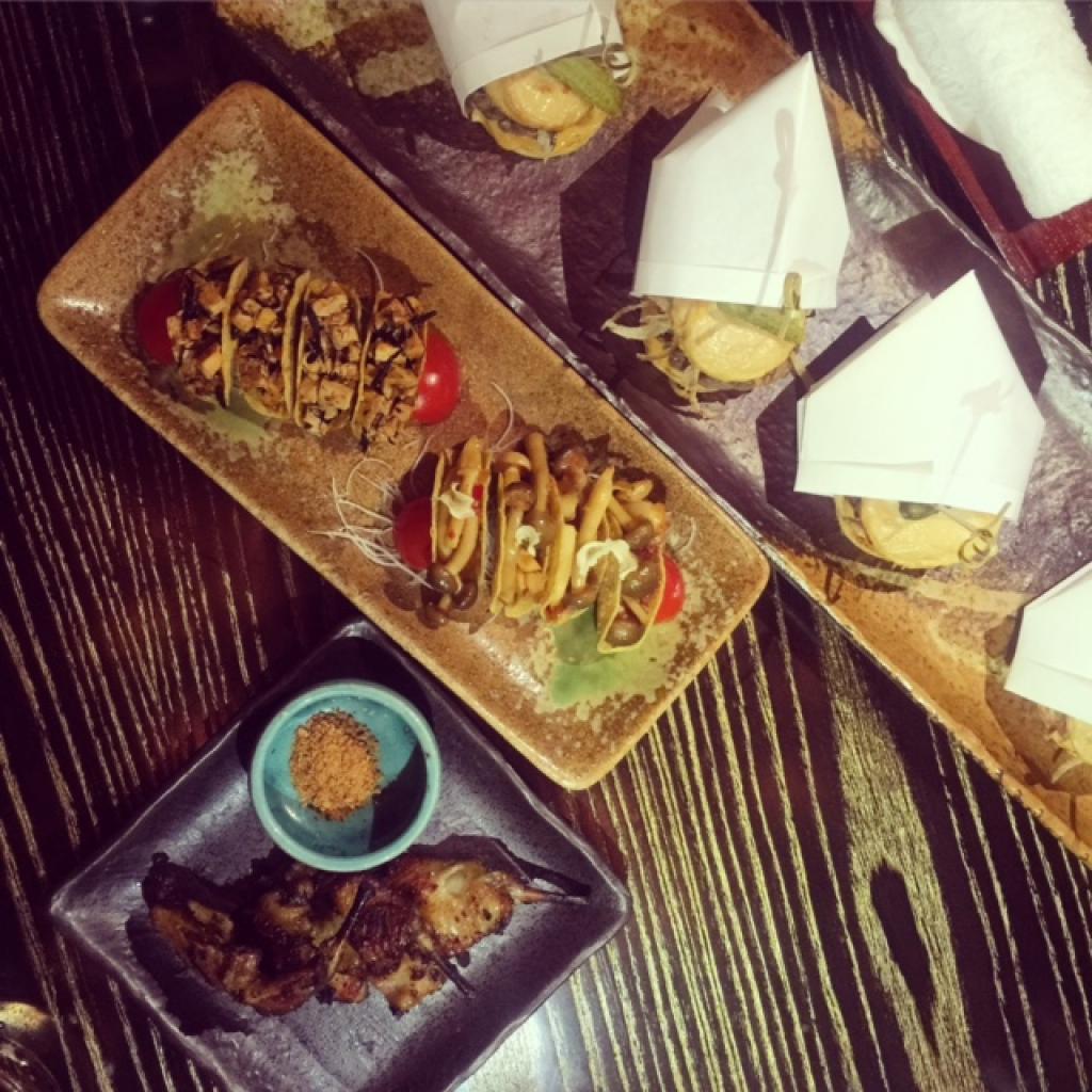 Nobu Doha appetisers