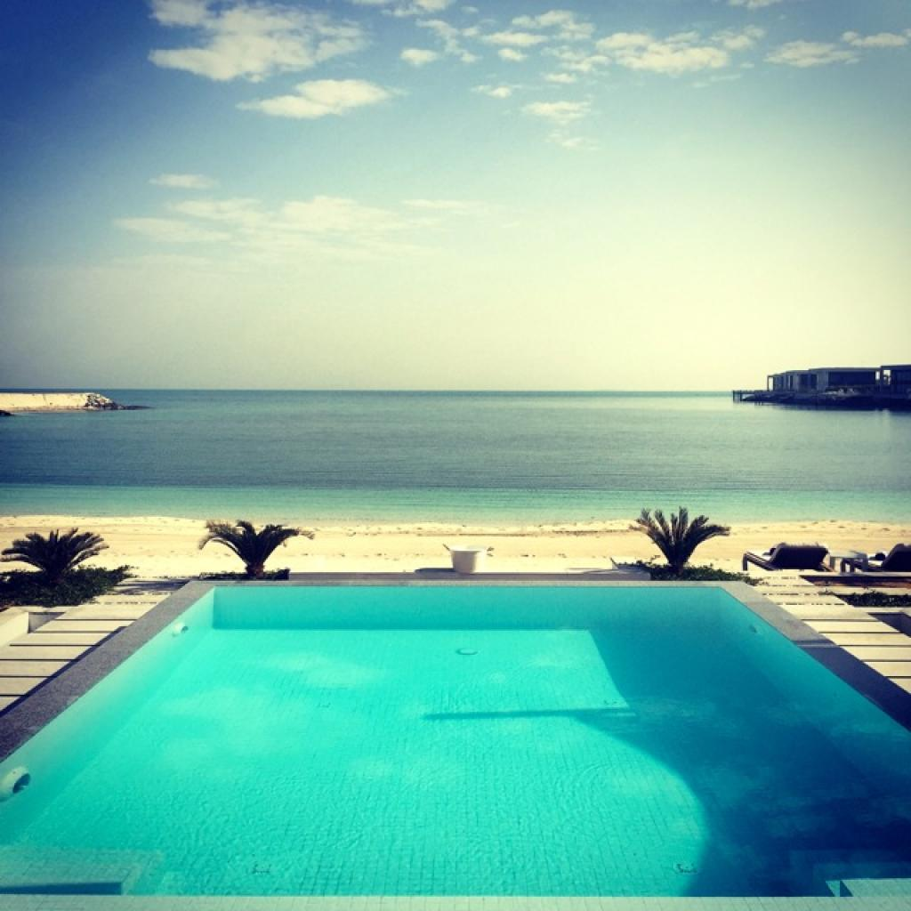 Beach Island: A Slice Of Paradise In The UAE